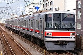 Tokyu 3000 series Japanese train type