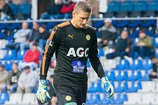 Tomáš Grigar Czech footballer