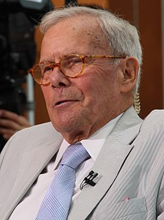 Tom Brokaw American broadcast journalist