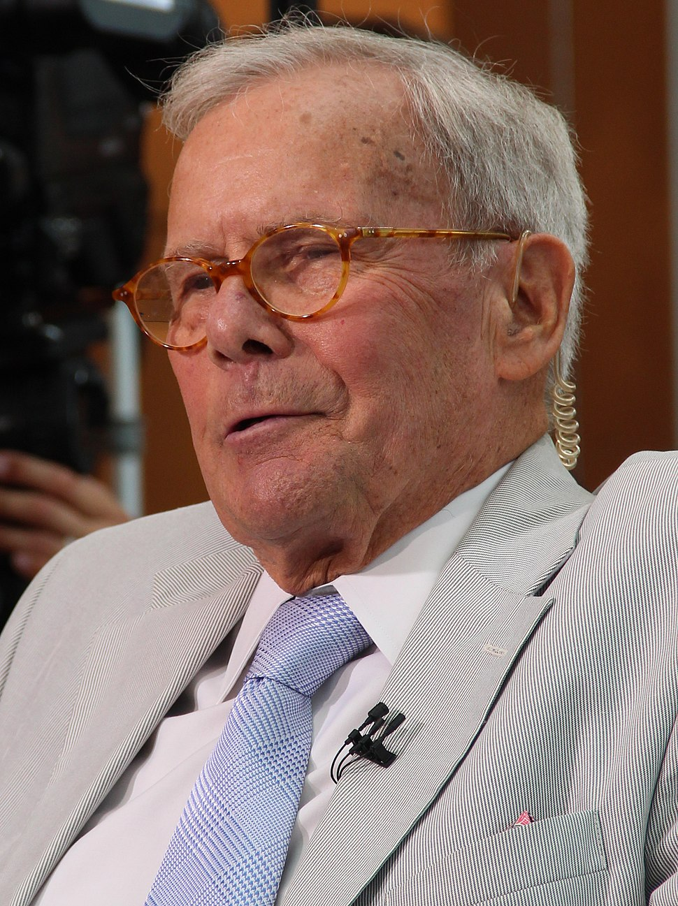 Tom Brokaw 2015