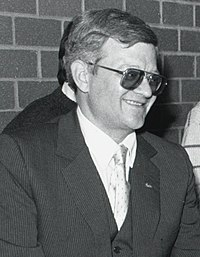 Tom Clancy. Photo: Wikimedia/Gary Wayne Gilbert