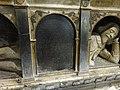 Tomb - beddrod Evan Llwyd (Bodidris), Sir Ddinbych - Denbighshire 1639 08.jpg