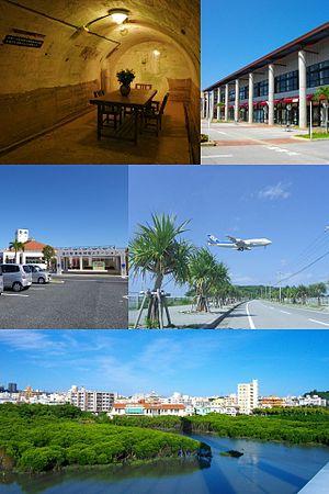 Tomigusuku, Okinawa - Tomigusuku City Montage