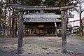 Torii of Kodaka-jinja (showa).jpg