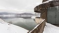 Torreón de la presa del lago Mavrovo, Macedonia, 2014-04-17, DD 05.JPG