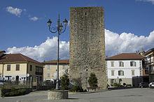 La torre oggi