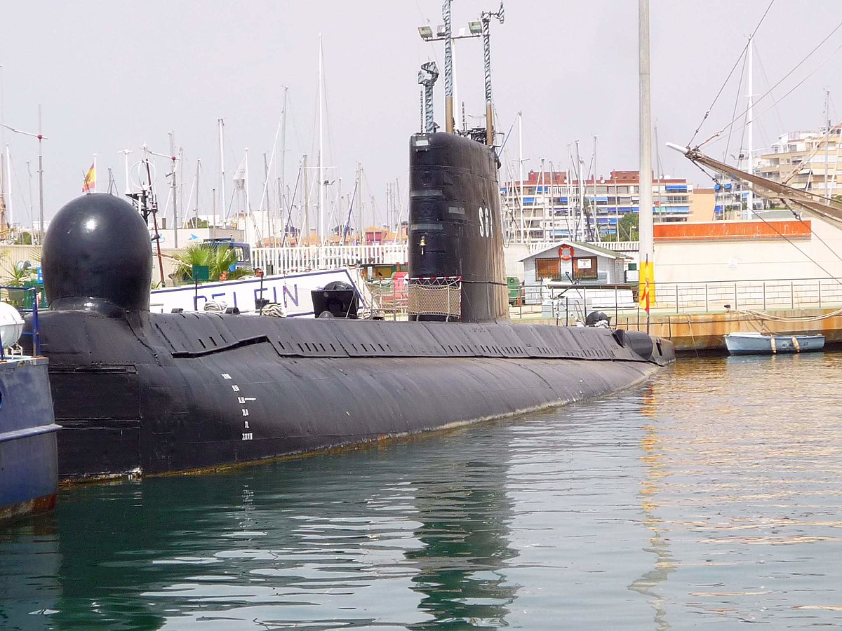 Spanish Submarine Delf 237 N S61 Wikipedia