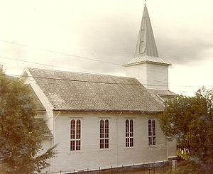 Vågsøy - Totland Church