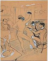 Toulouse-Lautrec - Chocolat Dansant, 1896.jpg