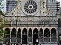 Tournai Cathédrale Notre-Dame Fassade 4.jpg