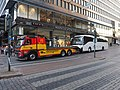 Tow truck towing bus in Helsinki.jpg