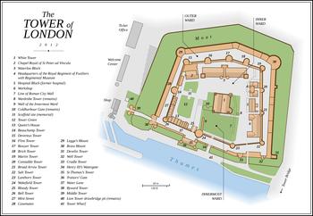 Torre Di Londra Wikipedia