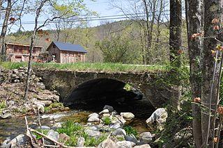 Simpsonville Stone Arch Bridge bridge in United States of America