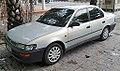 Toyota Corolla SE-G 1.6 (quarter front left), Kuta.jpg