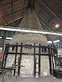 Trélon (Nord, Fr) ancienne verrerie, dans l'Écomusée, four B.jpg
