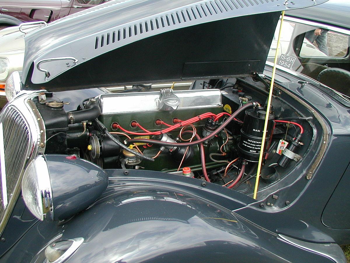 lijnmotor