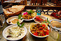 Traditional lunch-dinner, Damascus, Syria.jpg