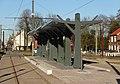 Travaux de la branche vers Vieux-Condé de la ligne B du tramway de Valenciennes en décembre 2013 (282).JPG