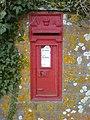 Tregaswith Post box.jpg