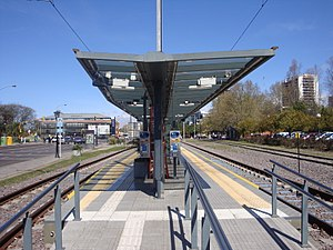 Tren del Este Estaci%C3%B3n Belgrano