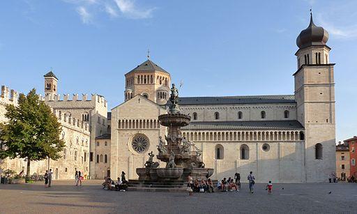 Trento-Piazza del Duomo