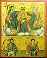 Trinity, John the Baptist, Saint George.jpg