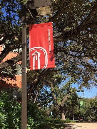 Trinity University (Texas) - Trinity University Banner