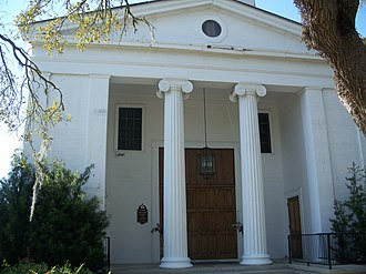 Apalachicola, Florida - Trinity Episcopal Church