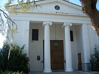Apalachicola, Florida - Trinity Episcopal Church