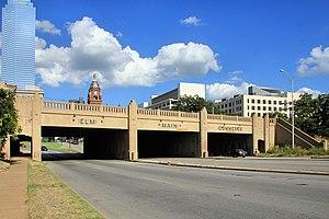 Union Terminal Company - Triple underpass