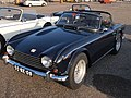 Triumph TR 5 dutch licence registration 52-RE-08.JPG