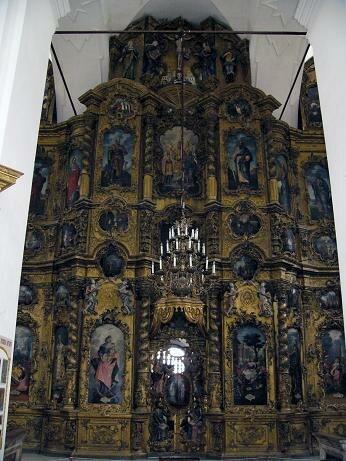 Troitse-Gledensky Monastery-Troitsky Cathedral-Iconostas