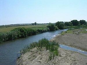 Karamenderes River - Scamander River