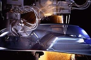 Trumpf - 3-D lasercutting