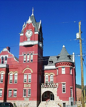 Tucker County Courthouse
