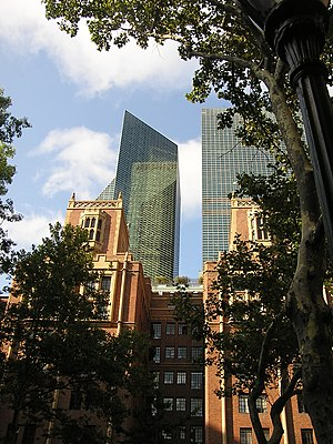 Turtle Bay, Manhattan - Tudor City is at Turtle Bay's southern edge.