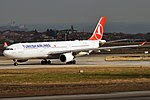 Turkish Airlines, TC-JOB, Airbus A330-303 (40671485353).jpg