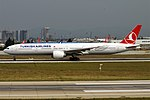Turkish Airlines, TC-LJF, Boeing 777-3F2 ER (39244900434) (2).jpg