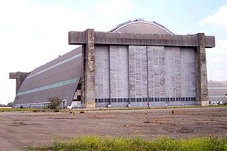 Marine Corps Air Station Tustin - Image: Tustin Blimp Hangar No 2
