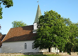 Tveit - Image: Tveit kirke