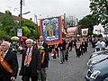 Twelfth parade, Hamiltonsbawn Road, Armagh (4) - geograph.org.uk - 1400181.jpg