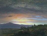 Twilight, Mount Ktaadn, Frederic Edwin Church.jpg