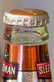 Twist off beer bottle cap, unopened..jpg