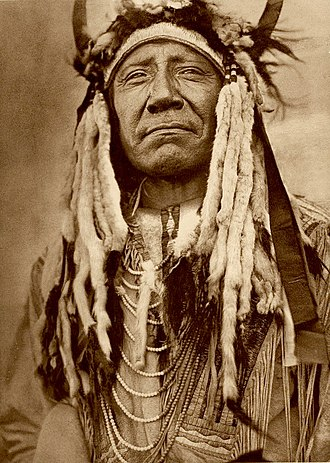 Two Moons - Image: Two Moons Cheyenne Chief