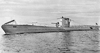 German submarine U-26 (1936) - Image: U 25