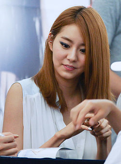 U-IE at Yeongdeungpo Times Square Hottracks fan event01.jpg