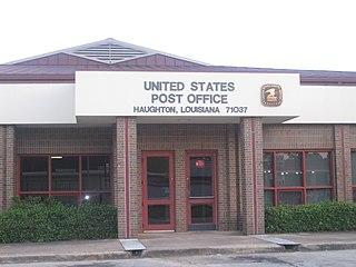Haughton, Louisiana Town in Louisiana, United States