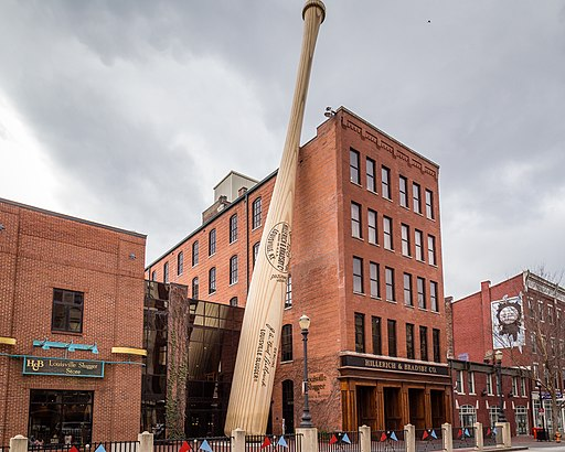 Louisville Slugger Museum & Factory - Virtual Tour – Joy of Museums Virtual Tours