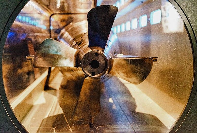 File:U505 Missile Propeller.jpg