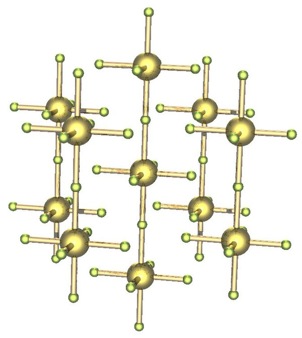 nucleosynthesis of fluorine In this work, we present the first fluorine abundances measured outside of the  milky  cen are also in agreement with neutrino nucleosynthesis models if the.